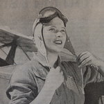 Anneli Linna n, 1953. kuva: Ilmailu 12/1953.