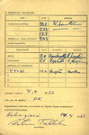 Kokeet hyväksytty ja ensimmäinen hyppy 19.4.1966.