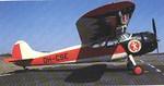 1972, Malmi, SLK:n Cessna 195. Kuva SLK 25 vuotisjulkaisu via Lake.
