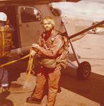 HM Malmilla 1973. Pilatuksesta 418 hyppyä.