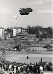 Näytös Järvenpäässä 1974.