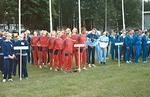 1987 esikisat,  Nyköping.  Avajaiset. Kuva: KausE