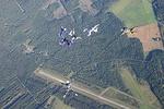 0-pää Hangon taivaalla 2005.