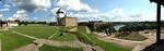 Narvan linna ja Iivanan linna.