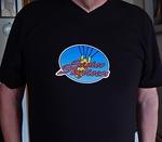 Hanki hieno Senior Skydivers -logo paitaan tai collegeen.