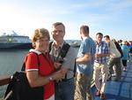 Paluu Tallink SuperStarilla