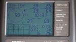 Tarkkuus-SM 16.-17.7.2021 Immolassa. Tuuli pysytteli koko ensimmäisen kisaäivän yli sallitun 7 metrin rajan. Kuva: Eero Kausalainen.